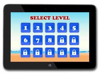 game design for tablet