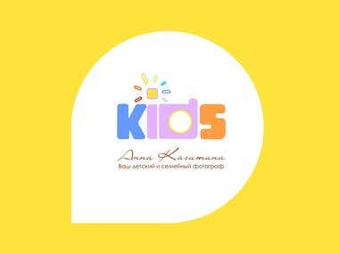Design of packaging and corporate identity design for a chil
