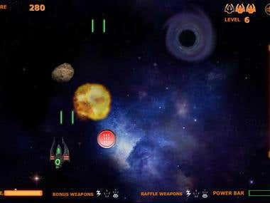 Spacewar - flash game