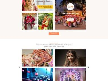 Website of Marriage bureau