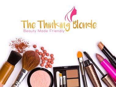 Makeup Logo design