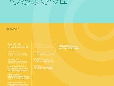 ReSit - Brand Book and UI and UX design