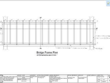 Bridge Frame Plan