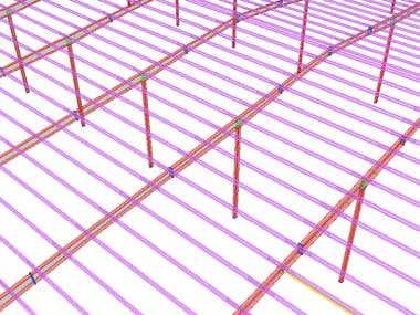 Metal Building System - Ozair Arshad