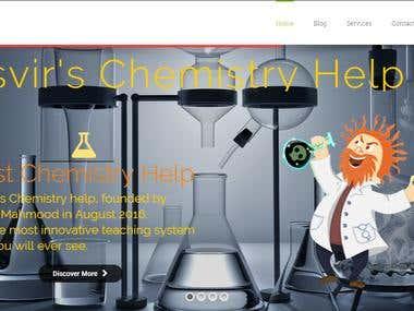 Tasvir's Chemistry Help
