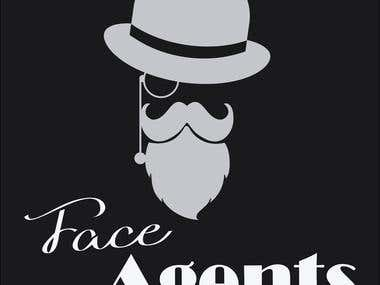 FaceAgents logo