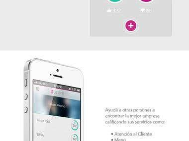 UI&UX for mobile app
