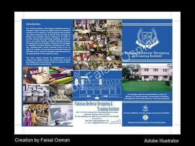 Graphic and Textile designing