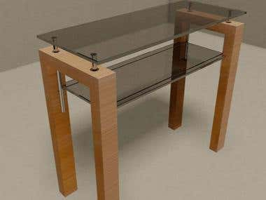 3D Table Desing