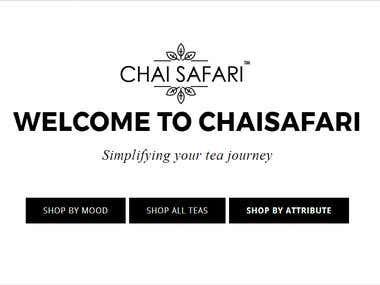Chai Safari