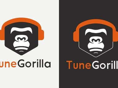 TuneGorilla Logo