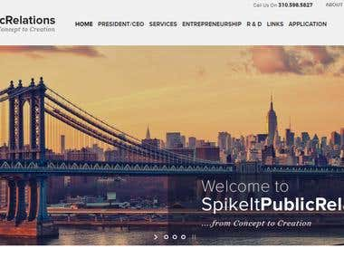 SpikeIt Public Relations from Concept to Creation