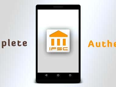 IFSC Directory Android App
