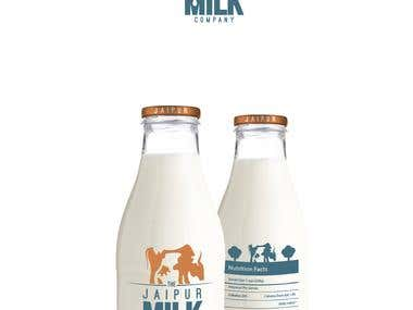 Jaipur Milk - Branding Proposals