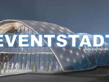Eventstadt - A luxury event hall