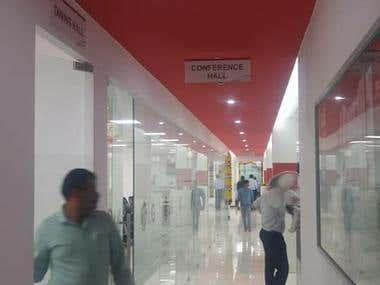 Lg office designed