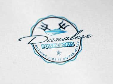 Danalevi Logo Design