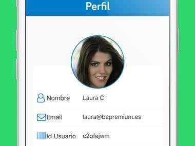 App Worktiming + web + backend