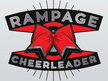 Rampage Cheerleader