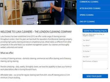 Luka cleaners