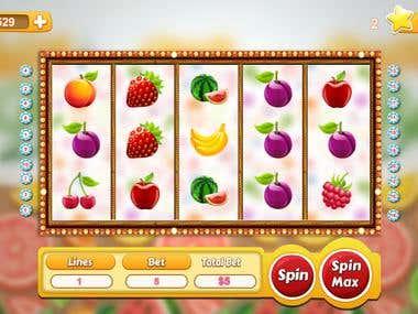 Casino slots themes