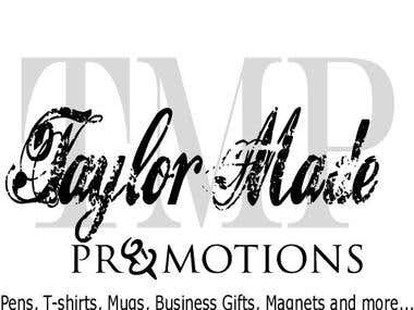 Logo design for Taylor Made company.