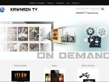 Kawnaintv Site