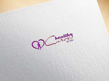 Healthy Curves Logo