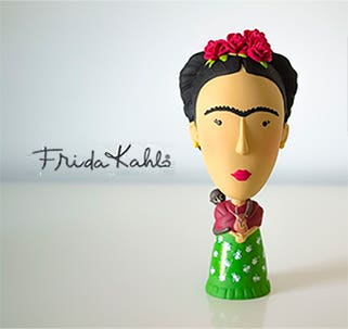 2D Design Frida Kahlo