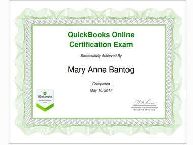 Annemaryb Certified Quickbooksxero Advisor Accountant Freelancer
