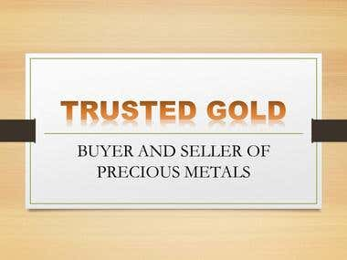 Trusted Gold