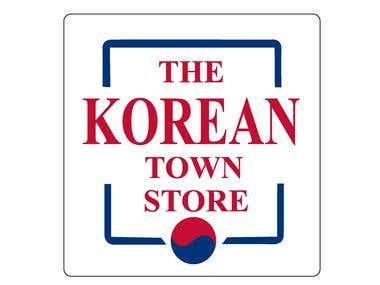 Logo for store.