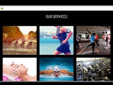 PrimeFitness Website