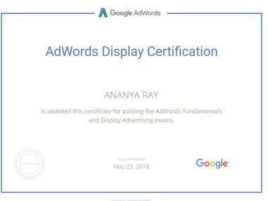 Display Certification
