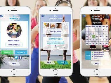 777 Fitness App