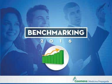 Presentation of benchmarking