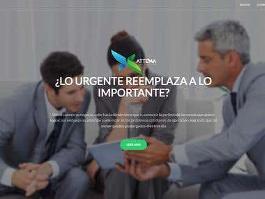 Attexa Website