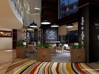 3D Render Cafe
