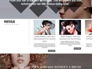 SEO Project - http://www.tsiknarishair.com/