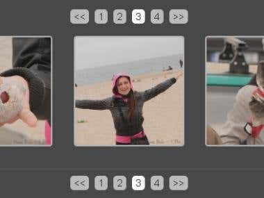 Photo Gallery Pagination for WordPress