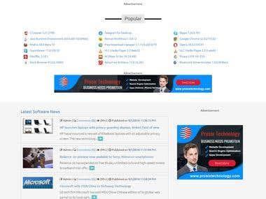 Asp .Net Free Online Software download portal