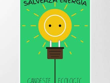 Poster / Save Energy