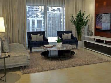 Residential Apartment unit