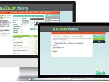 www.tradeplaces.co.nz - real estate service