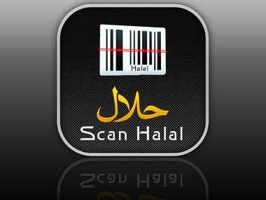 Scan Halal App for iOS and Android