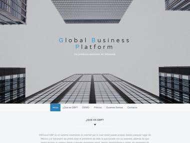 Web informativa GBP