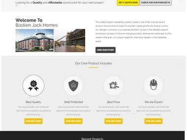 Property Dealing Website