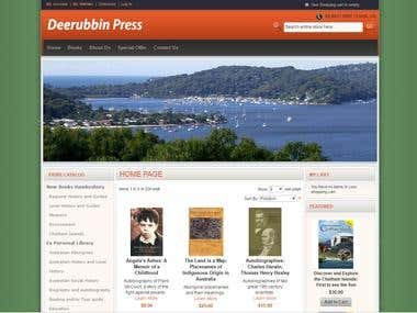 Derubbin Press - Magento