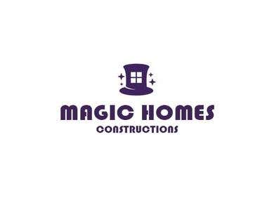 Magic Homes Constructions LOGO