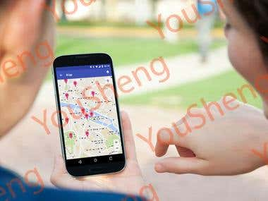 City-Guide (Geo-Location App)